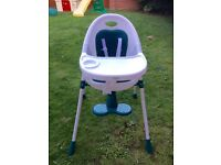 Mamas & Papas Hi-Lo Highchair