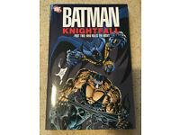 Batman Knightfall TP Part 02 Who Rules The Night Paperback – 2012