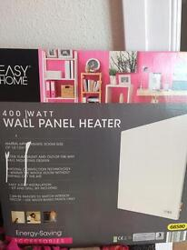 wall panel heater