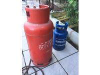 19KG and 7KG gas bottles for sale