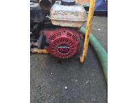 Water pump hoses