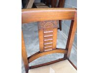 4 Second Hand Table Chairs For Sale - Great Condition