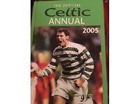 Celtic annual 2005