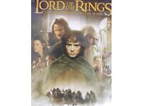 Lord of the ring the fellowship of the ring