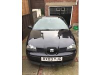 Seat Aurosa Excellent small car cheap to run and insure, same as VW Lupo