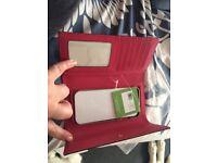 Original bran new Kate spade iPhone 7 and card wallet