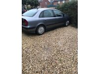 Selling as seen citreon c5