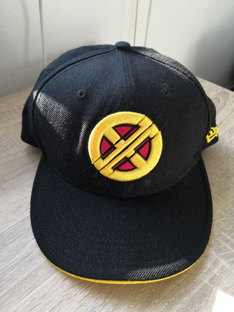 97f0221b1ed2 Rare X-MEN New Era 59 Fifty Fitted Cap   in Craigavon, County ...