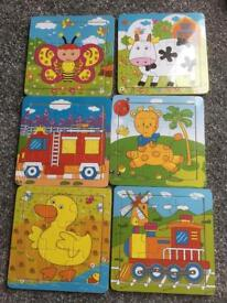 Kids puzzles - great for party bags