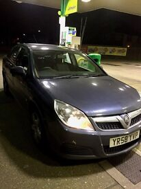 Vauxhall vectra 1.9 tdi 2008 no offers no swap
