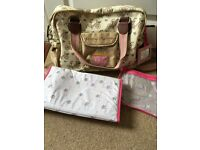 Pink Lining Yummy Mummy Changing Bag £30