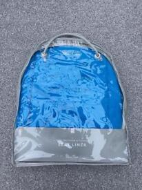 Silver Cross Wayfarer Pioneer Surf Seat Liner Blue Black