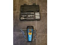 Halfords Spanners & Socket set