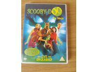 Scooby Doo - The Movie DVD