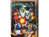 Lego HEROICA (Draida) Board game