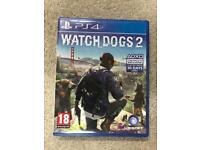Watchdogs 2 Game for PS4