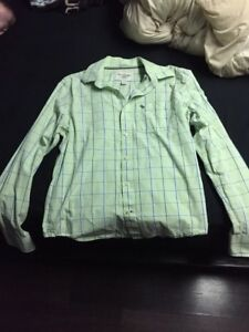 Abercrombie & Fitch Men's Xl Dress Shirt