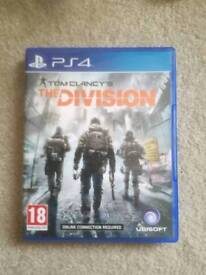 The division game