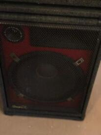 2 Custom Sound Speakers