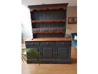 Solid Pine Farrow and Ball Refurbished Dresser