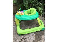 Baby Walker - Chicco 123 Activity Centre - Excellent condition