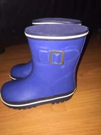 Next Wellies Size 6 - Great Condition