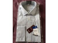 T M Lewin regular fit shirt size 15 1/2