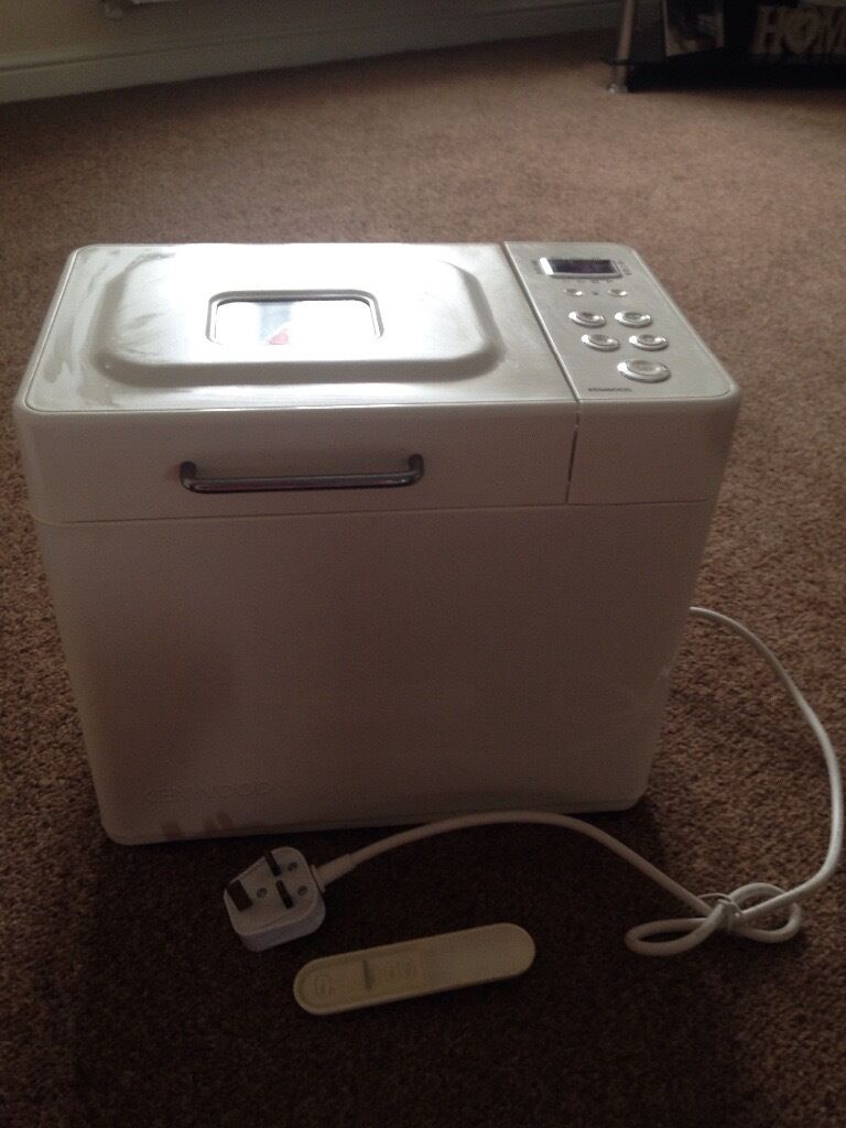 Kenwood Breadmakerin Chudleigh, DevonGumtree - Kenwood Breadmaker Many settings including a rapid one 500g, 750g or 1kg options No manual unfortunately but does have measuring spoon