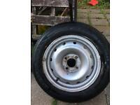 Citroen Berlingo wheel/tyre 175/65/14