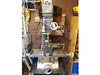 Axminster ZX25 Milling machine