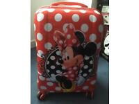 Minnie Mouse suitcase