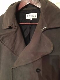 REISS COAT WAS £450 ONLY £35!!!! SIZE XL