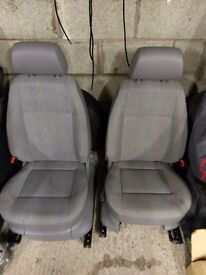 2008 VW Caddy seats and subframes