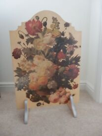 DECORATIVE FIRE SCREEN - price reduction !!!!