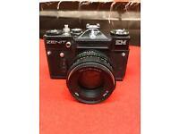 Zenith 35 mm camera