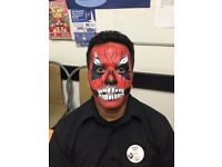 Face Painting - Halloween - London