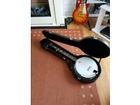 De Ville 5 string Banjo