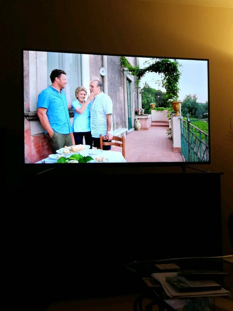 hisense 65 inch 4k tv in cambridge cambridgeshire gumtree