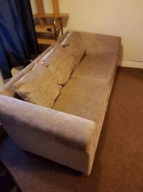 3 seater sofa - need gone asap