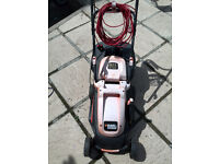 BLACK AND DECKER LAWN MOWER GR3400