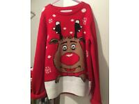 Christmas jumper age 10-11
