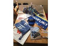 Brand new Suzuki gift set