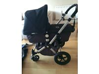 Bugaboo Cameleon with many items