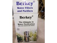 Royal Berkey Water Filter +2 Black purifiers