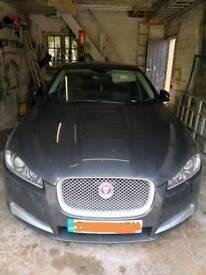 Jaguar XF Premium Luxury. 2014.