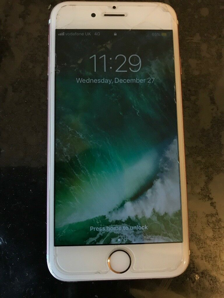Apple iPhone 6s 128gb Good Condition