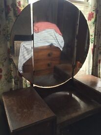 Dressing table 1930s small