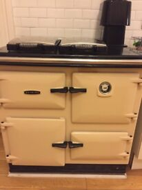 Rayburn cooker & boiler