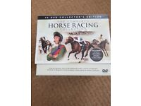 The complete horseracing dvd collection