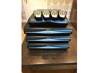 4 x SKY HD Boxes and remotes